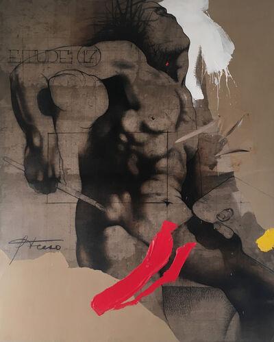 Sergio Ferro, 'Etude 17', 1989