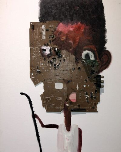 Nagasaka Mago, 'Electro Mars', 2018