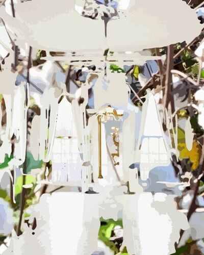 Darryl Westly, 'Interior/exterior Nottoway Plantation (Cotton Kingdom) ', 2018