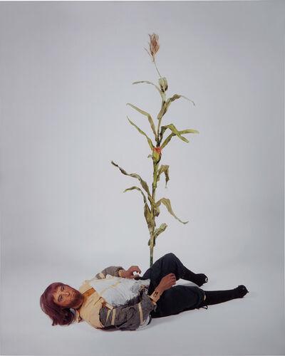 Sam Durant, 'Male Colonist (with cornstalk)', 2006