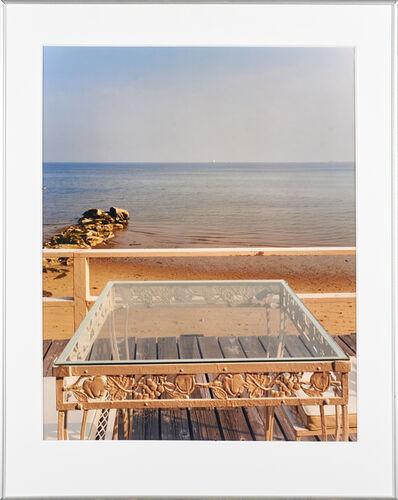 Joel Meyerowitz, 'The Table', 1977/1985