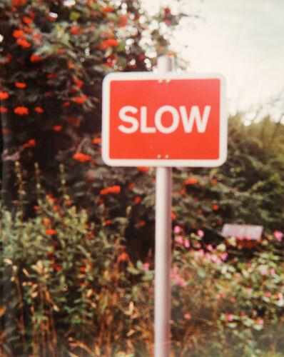 Jack Pierson, 'Slow', 2009