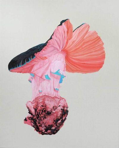 Ray Cicin, 'Black Amanita'