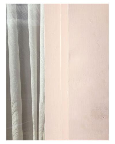 Maude Arsenault, 'Rideau Rose en couleur', 2018