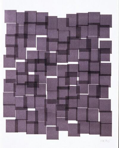 Vera Molnar, 'Squares', 1986