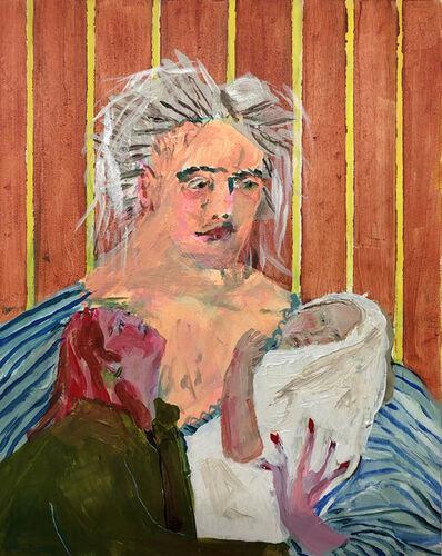 Grace Metzler, 'Foils Before The Baptism', 2021