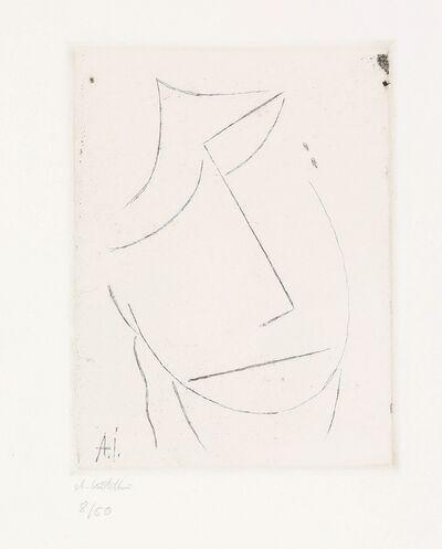 Alexej von Jawlensky, 'Kopf / Head (Geneigter Kopf)', ca. 1923