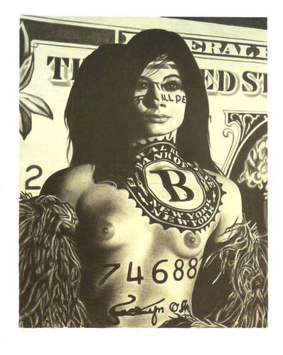 Richard Phillips, '$', 2003