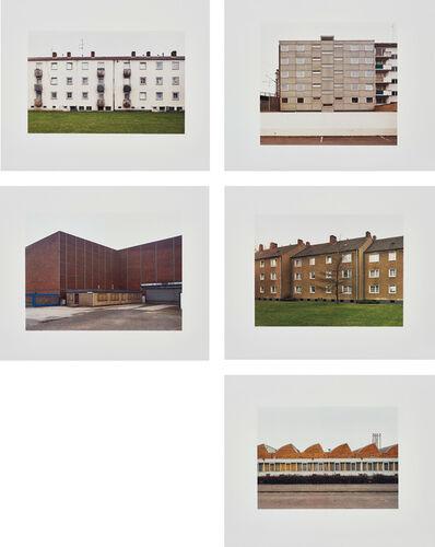 Thomas Ruff, 'Houses', 1989