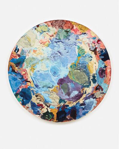 Piotr Nathan, 'Farbensammler/ colourcollector', 1990