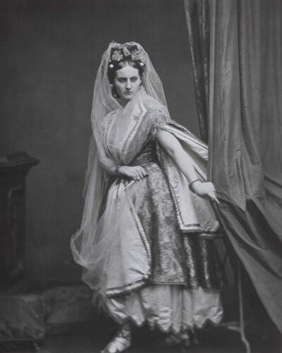 Pierre-Louis Pierson, 'La Comtesse de Castiglione - L'assasinat', 1861-1867