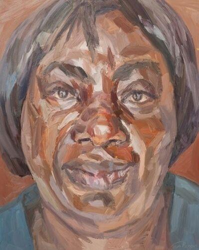 Tim Benson, 'Matron Isatu', 2015