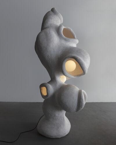 """Rogan Gregory, '""""Fertility Form"""" Sculptural Floor Lamp', 2018"""