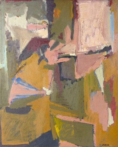 Stephen Pace, 'Untitled (51-54)', 1951