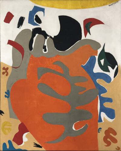 Beatrice Mandelman, 'Sea Shapes (#1)', ca. 1960