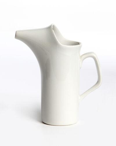 "La Gardo Tackett, 'Small white pitcher from the ""Forma"" series. ', ca. 1959"