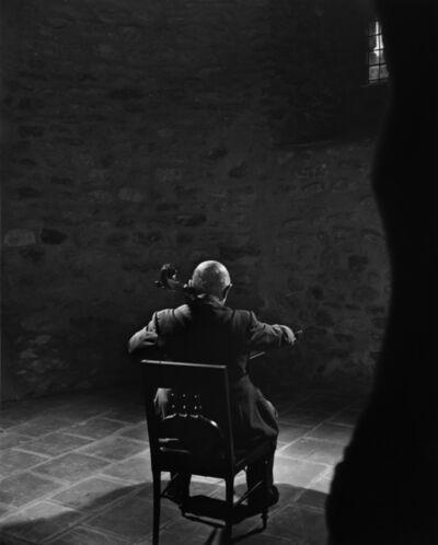 Yousuf Karsh, 'Pablo Casals', 1954