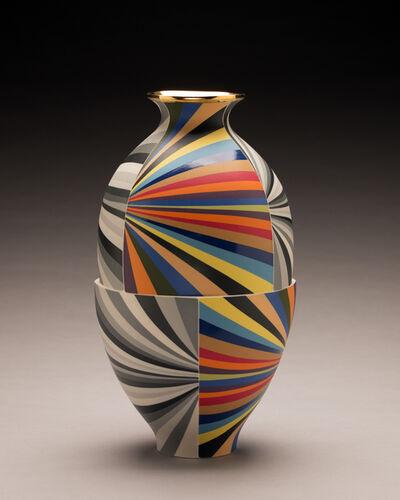 Peter Pincus, 'Twisting Vase', 2017