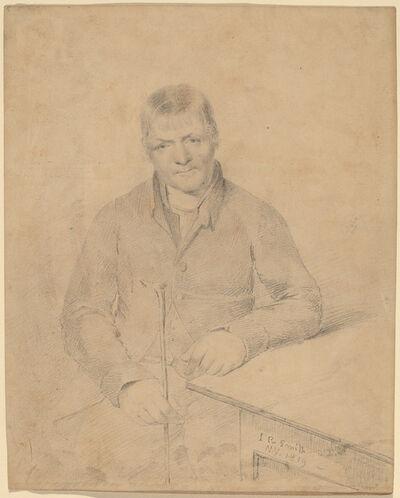 John Rubens Smith, 'Man Seated at a Table', 1819