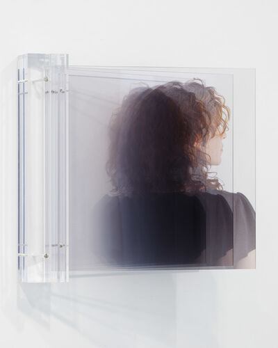 Ger van Elk, 'Portrait - As is as was', 2012