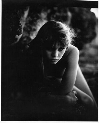 Philippe Halsman, 'Brigitte Bardot/ VINTAGE Print/ Certified', 1955