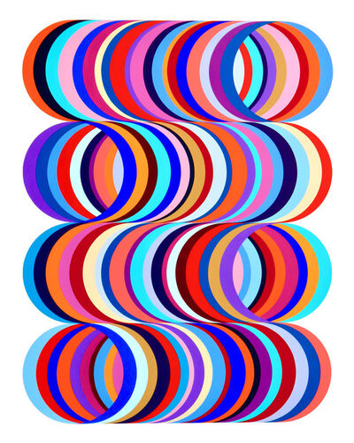 Angela Johal, 'Euphonic Colour No. 6', 2019