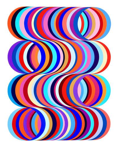 Angela Johal, 'Euphonic Colour No. 6', 2019