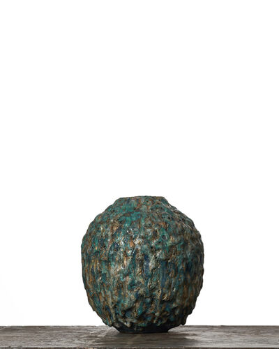 Morten Løbner Espersen, 'Green Moonjar #1903', 2016