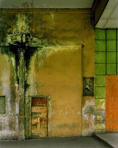 Michael Eastman, 'Abstract Wall #2, Havana', 2000