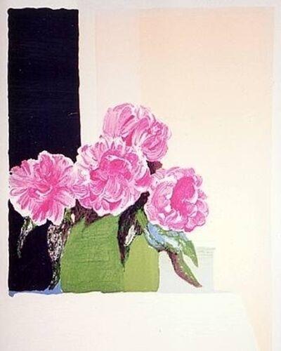 Roger Muhl, 'Pivoines'
