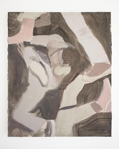Pere Llobera, 'Jóvenes cayendo', 2019