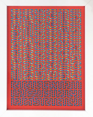 Mykola Haleta, 'B-Side #4B', 2019