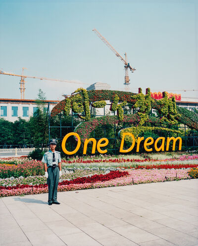 "Reagan Louie, 'Beijing, China ""One Dream""', 2008"