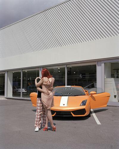 Marta Soul, 'Idilio en Deportivo I (Romance in Sports Car I)', 2011
