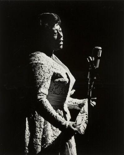 Herman Leonard, 'Ella Fitzgerald, Paris', 1960