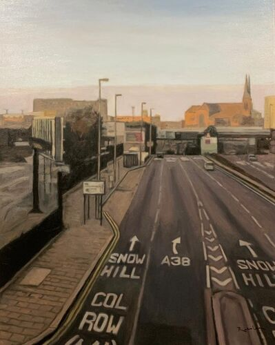 Reuben Colley, 'View Towards St. Chads ', 2020