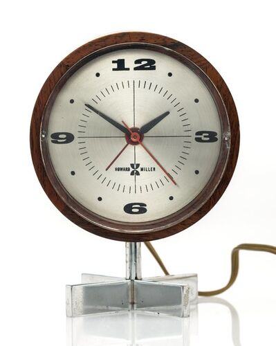 George Nelson & Associates, 'Table Clock', circa 1955