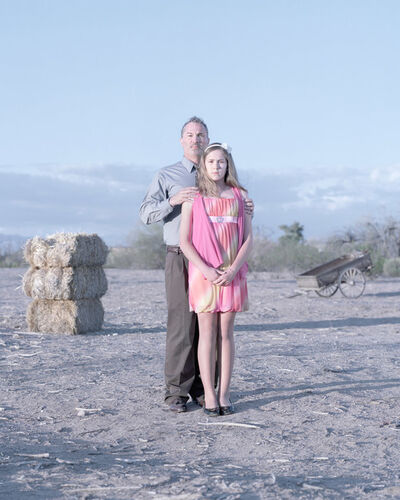 David Magnusson, 'Tom Cortes & Calee Cortes, 12 years. Surprise, Arizona.'