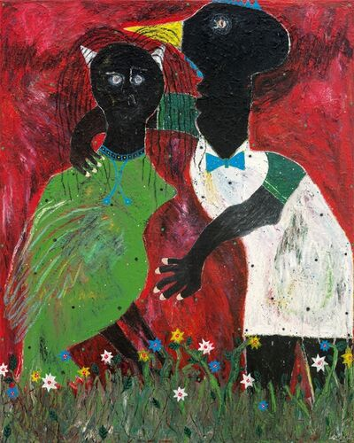 Adjani Okpu-Egbe, 'After the Proposal', 2018