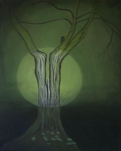 Covadonga Valdes, 'Split Tree 3', 2019