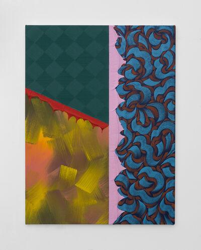 Alex Olson (b.1978), 'Wallflower', 2021