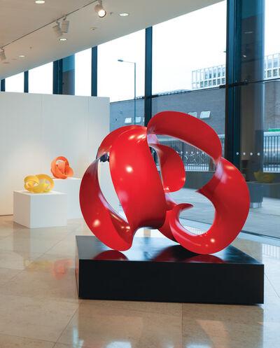 Merete Rasmussen, 'Perpetual red', 2015