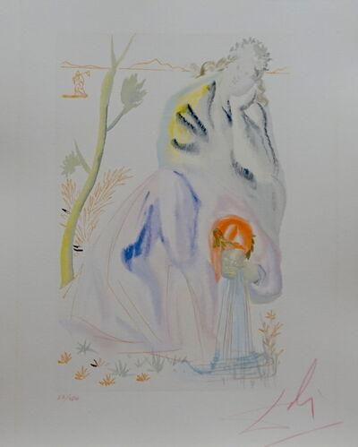 Salvador Dalí, 'Divine Comedy Purgatory Canto 22', 1967