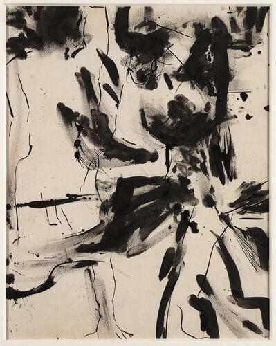 Grace Hartigan, 'Male Figure', 1952