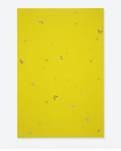 Damien Hirst, 'How Lovely Yellow is', 2006