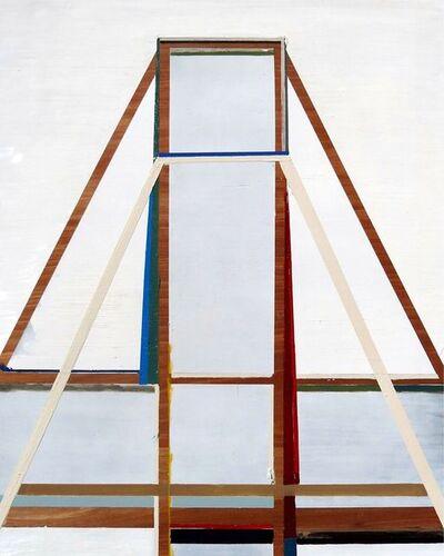 Jacqueline Lozano, 'Compressed pyramid no.1', 2013