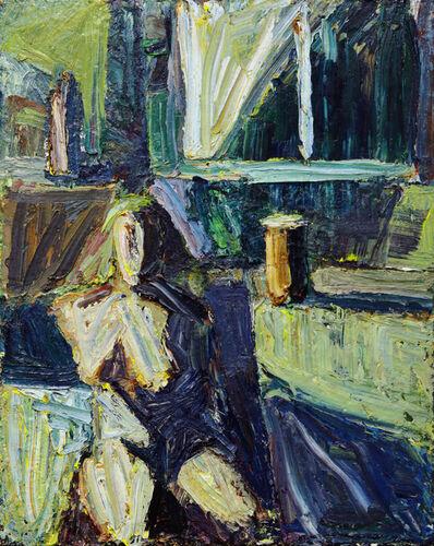 Terry St. John, 'Woman, Windows, Vessels', 2015
