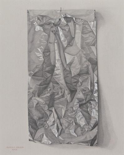 Claudio Bravo, 'Untitled (Papel aluminio)', 2010