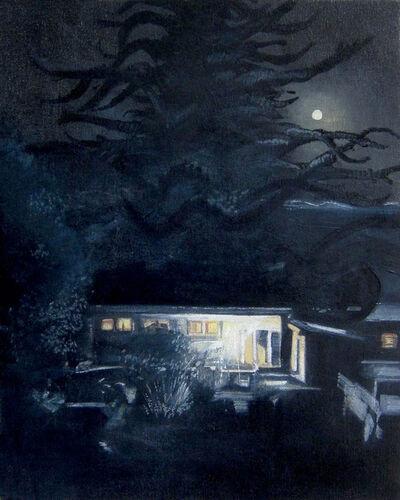 Alexander Rohrig, 'House at Night'