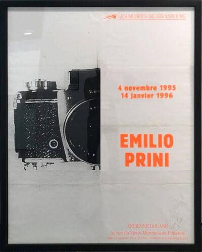 Emilio PRINI, 'Emilio Prini, Fermi in dogana', 2000